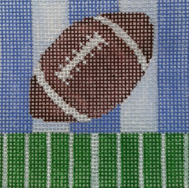 Football Needlepoint