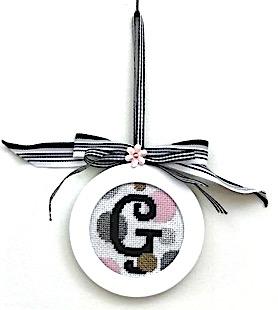 3 in ornament G