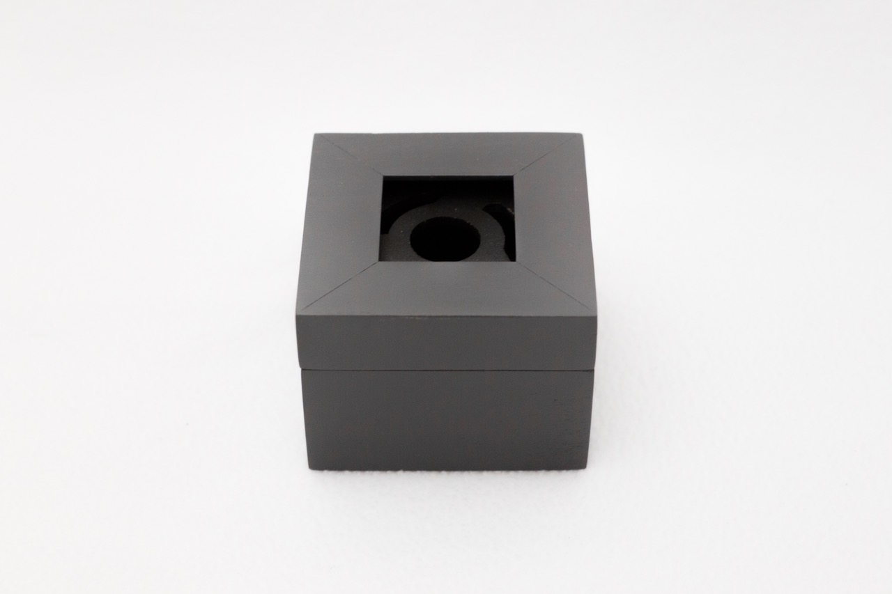 Gray Square Box 1