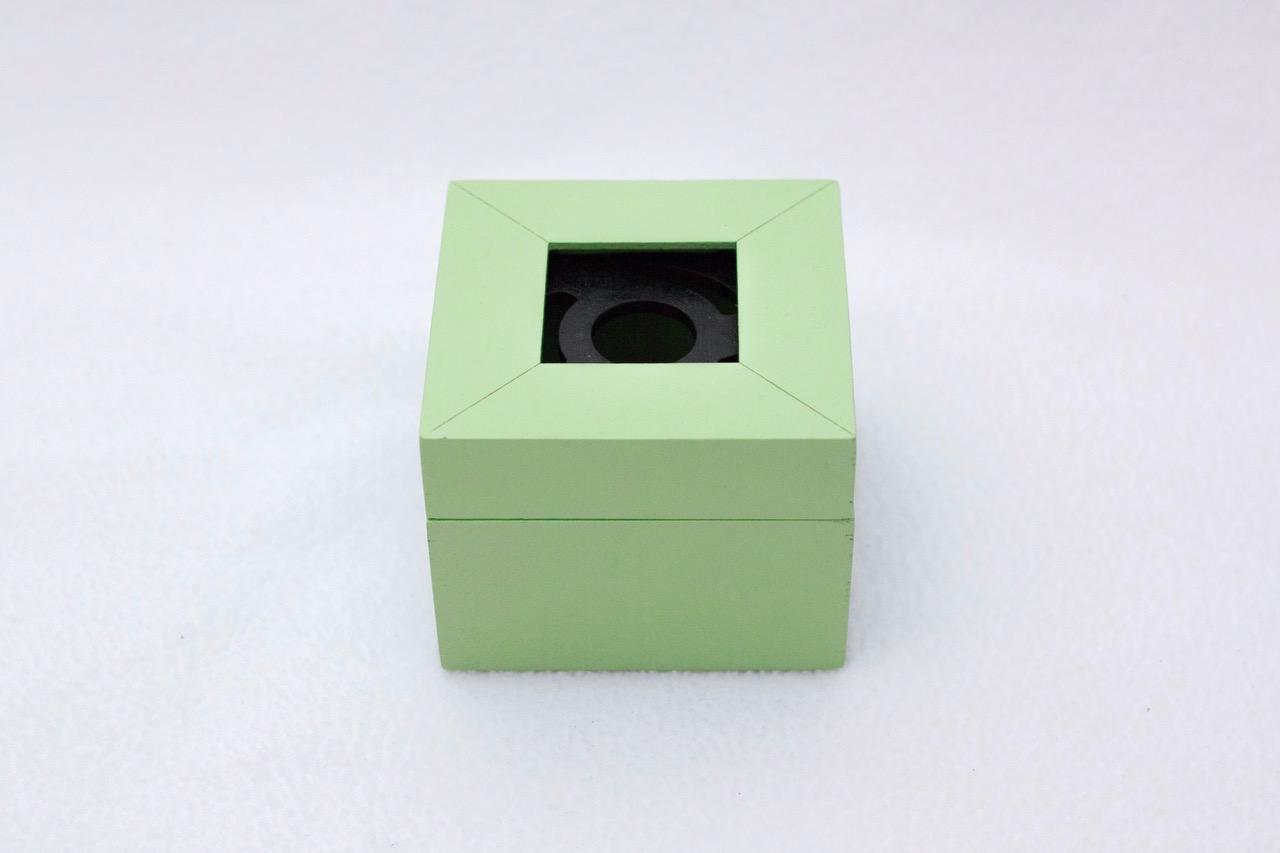 Lime Square Box 1